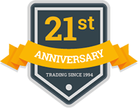 Anniversary-badge