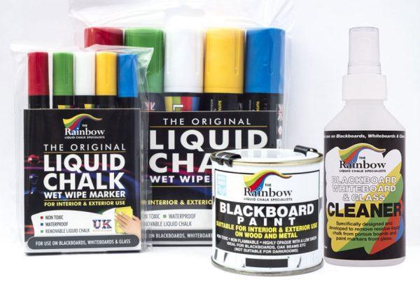 liquid chalk combination set rbc1