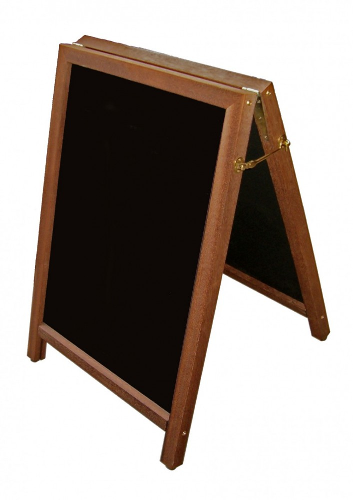 A Frame Chalkboard 1000 X 700 Suitable For Liquid Chalk