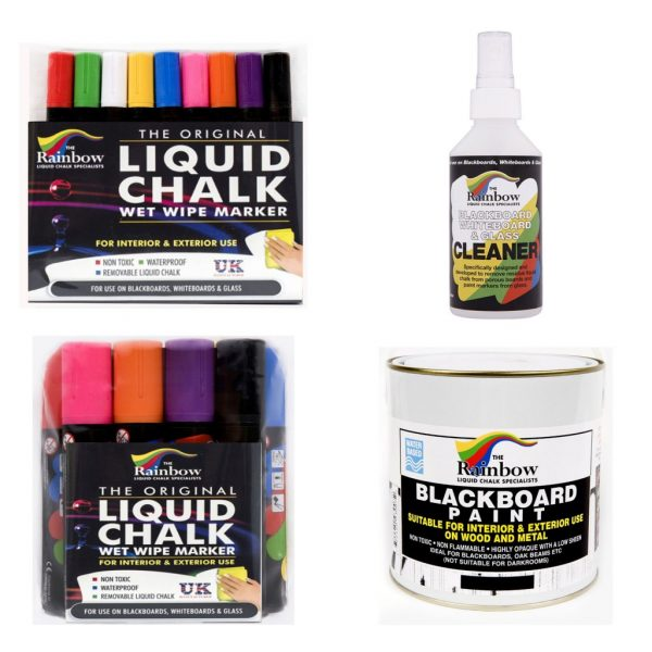 liquid chalk combination set rbc2