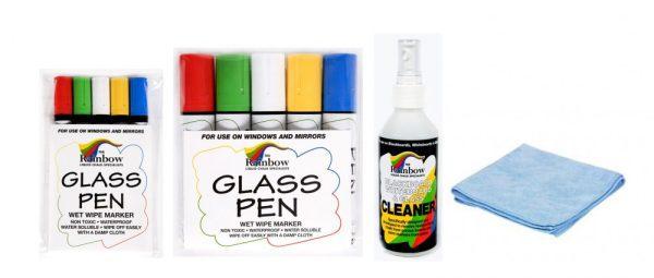 glass pen combo set