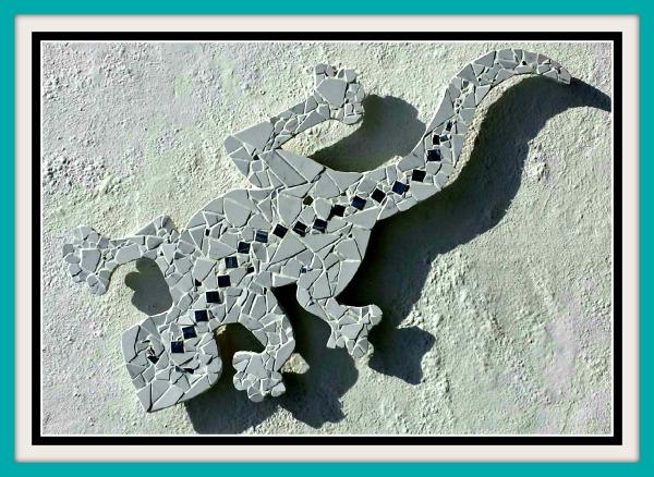 grey grout lizard