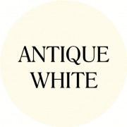 antique white chalk based furniture paint