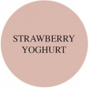 strawberry yoghurt chalk based furniture paint
