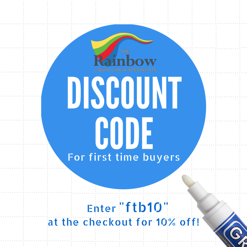 Tiled grout pen discount code