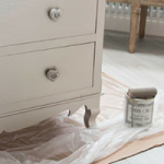 Shabby chic chalk paint featured image