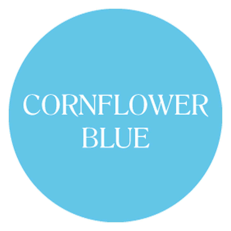 Cornflower Blue Garden Paint