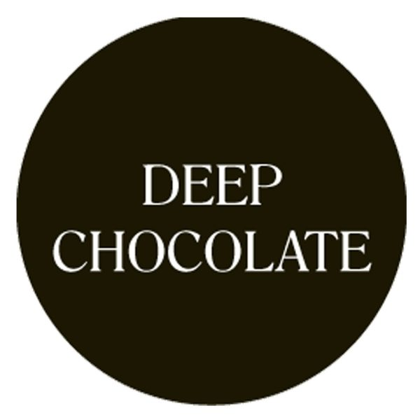 deep chocolate chalk based garden furniture paint
