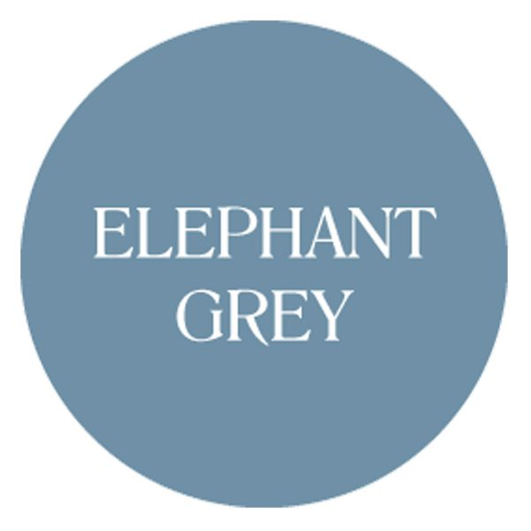 elephant grey chalk based garden furniture paint