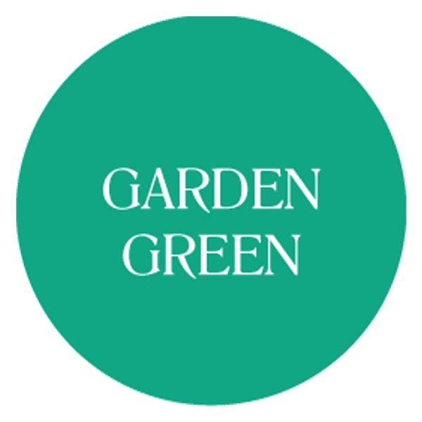 garden green chalk based garden furniture paint