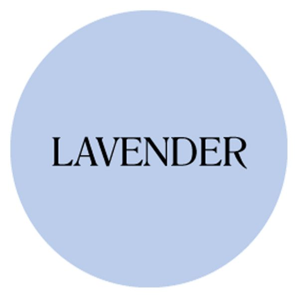 lavender chalk based garden furniture paint