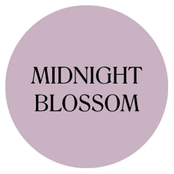 midnight blossom chalk based garden furniture paint
