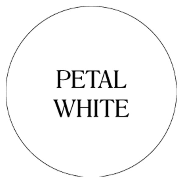 petal white chalk based garden furniture paint