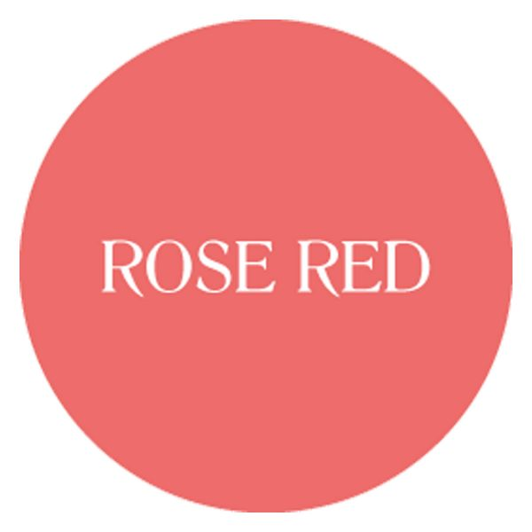 rose red chalk based garden furniture paint