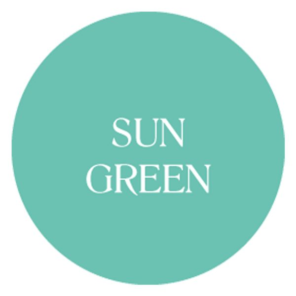 sun green chalk based garden furniture paint