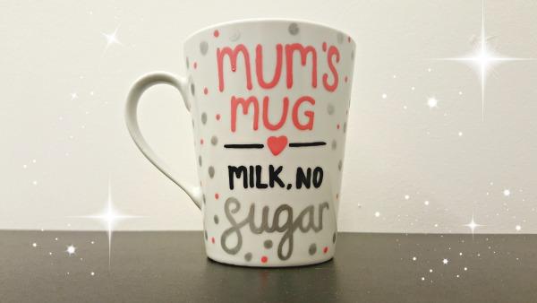 diy porcelain pen mugs
