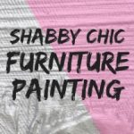 shabby chic furniture painting