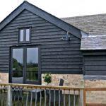 Black barn paint
