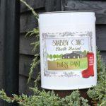 shabby chic barn paint