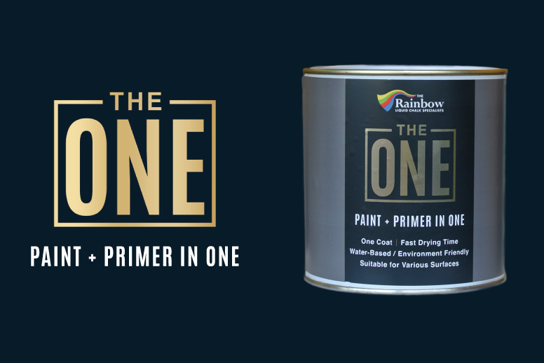 one coat paint - paint and primer in one