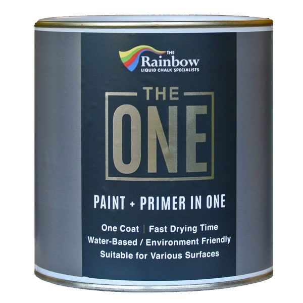 The One Paint - paint and primer in one