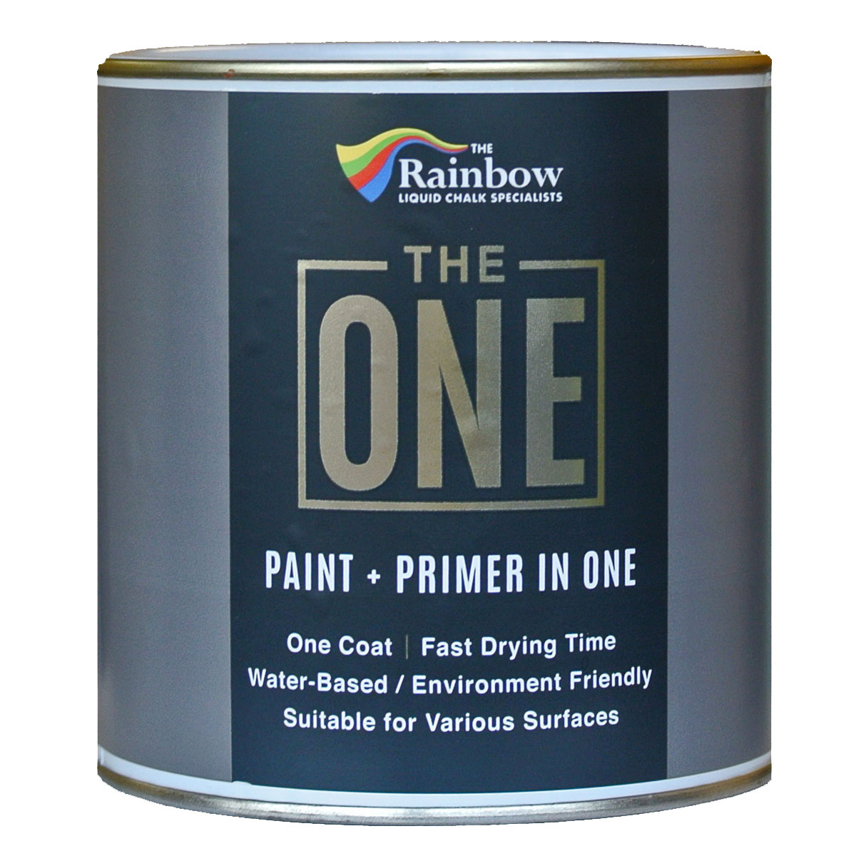 Paint And Primer >> The One Satin 1 Litre Luxurious One Coat Paint Primer