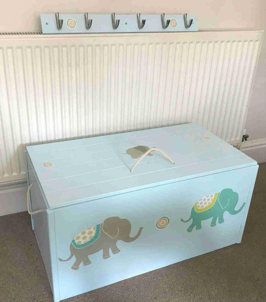shabby chic children's furniture